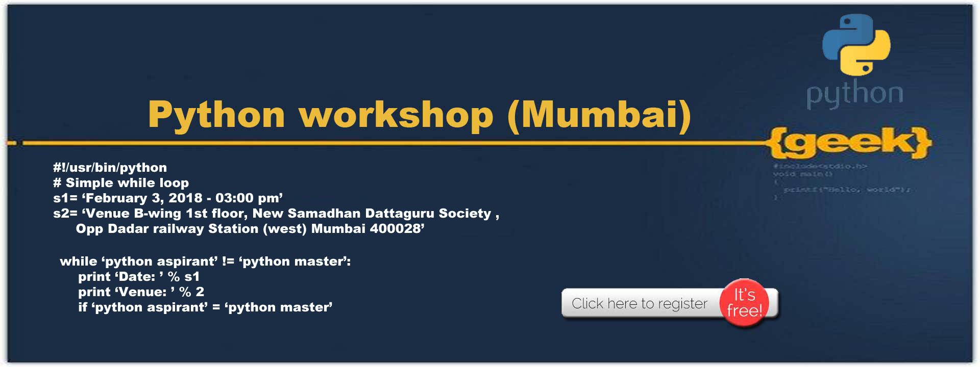 python, r training institute mumbai
